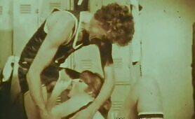 JOHN HOLMES IN ACHING JAWAS john holmes cheerleader in locker
